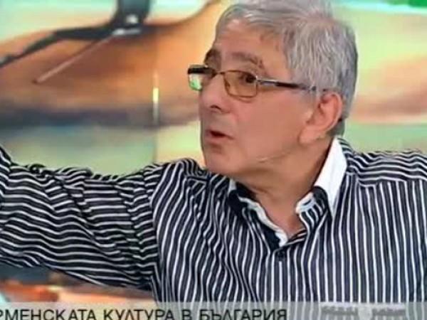 С композитора Хайгашод Агасян, говорим за арменските традиции, култура и