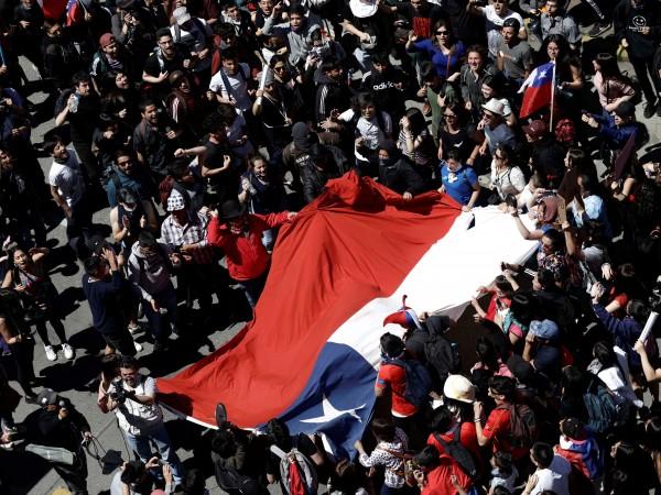 Чилийският президент Себастиан Пинера обяви пакет от социални мерки, за