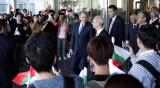Радев: Духовна връзка свързва България и Япония