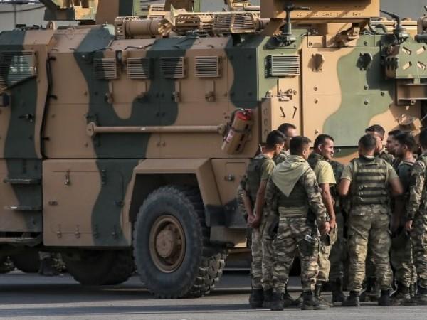 Министерството на отбраната на САЩ изпраща допълнителни подкрепления в Североизточна