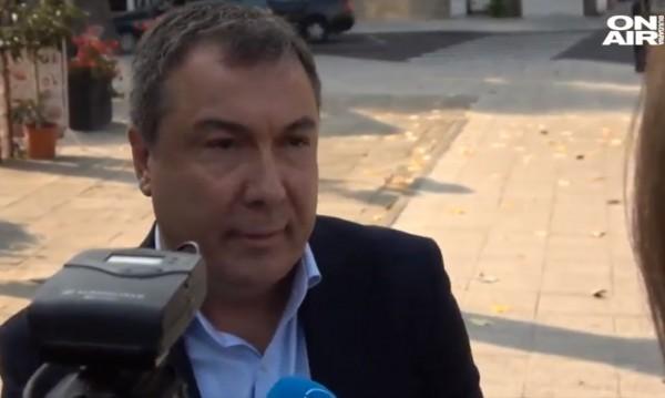 От ареста: Николай Димитров кмет на първи тур в Несебър