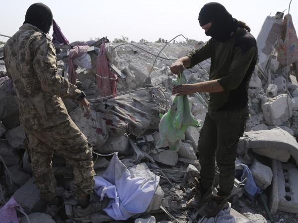 """Ликвидирането на Абу Бакр ал Багдади, оглавявал групировката """"Ислямска държава"""","""