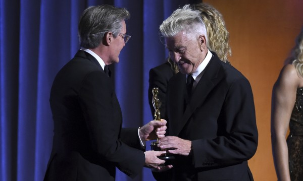 """""""Совите не са това, което са"""": Дейвид Линч с почетен """"Оскар"""""""