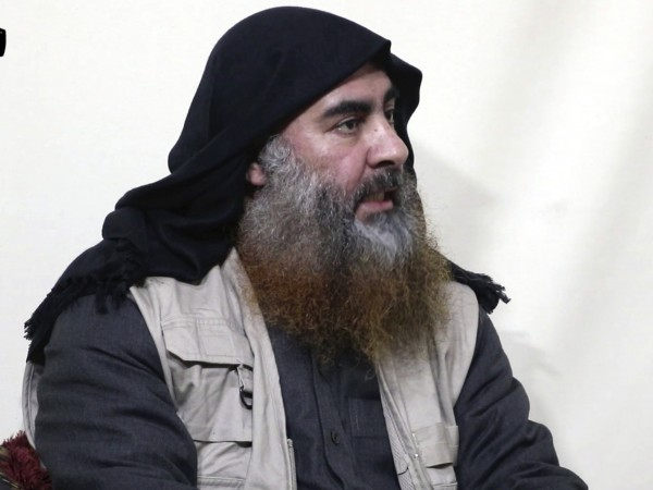"""Смъртта на ръководителя на групировката """"Ислямска държава"""" Абу Бакр ал"""