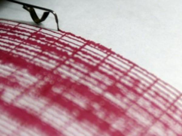 Земетресение с магнитуд около 4,9 по Рихтер е регистрирано тази