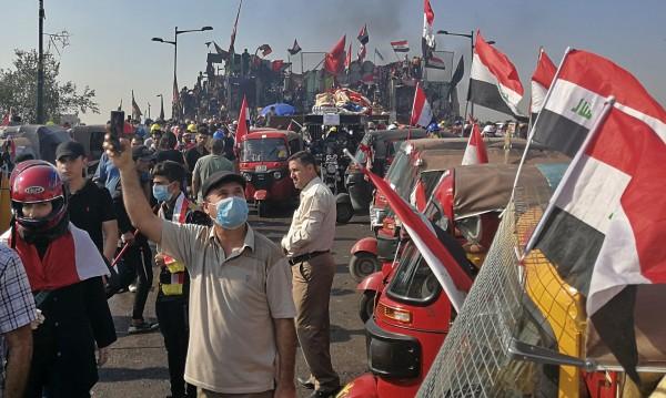 120 души пострадаха при нови безредици в Багдад