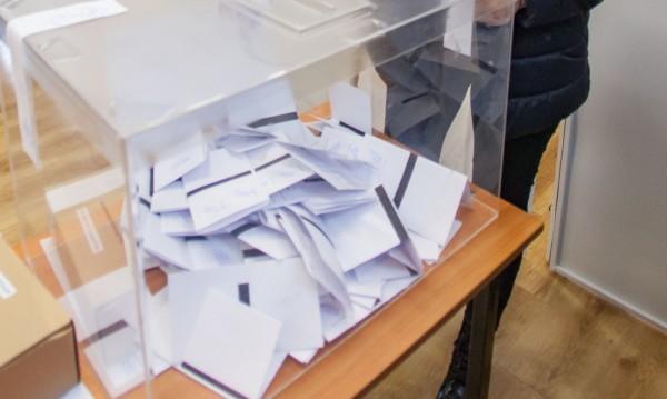 Избирателната активност в София – 15,36%, най-висока в Панчарево