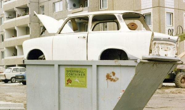 След 30 г. Студената война отново се завръща, границите се връщат