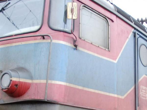 Пожар е възникнал по време на движение в товарен влак,