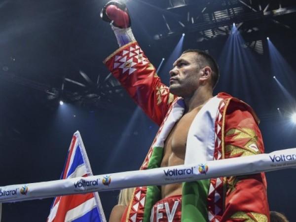 Родната звезда в бокса Кубрат Пулев сподели, че мачът му