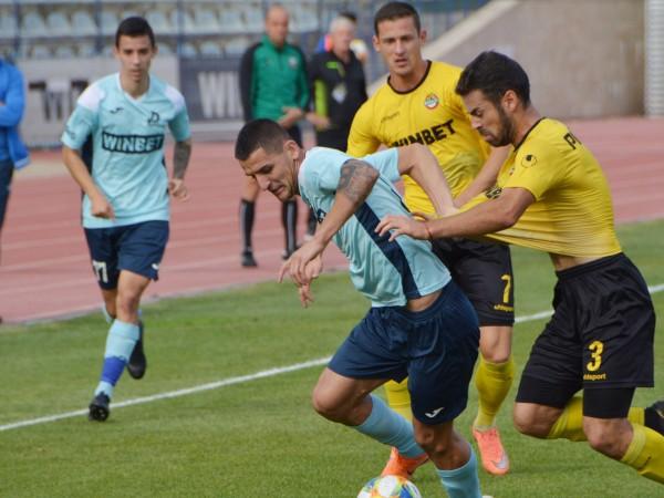 Ботев Пловдив записа трета победа от началото на сезона в