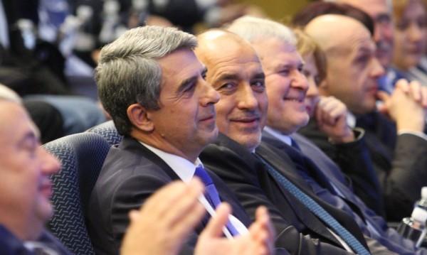 ГЕРБ започна с отчета: Първа политическа сила сме!