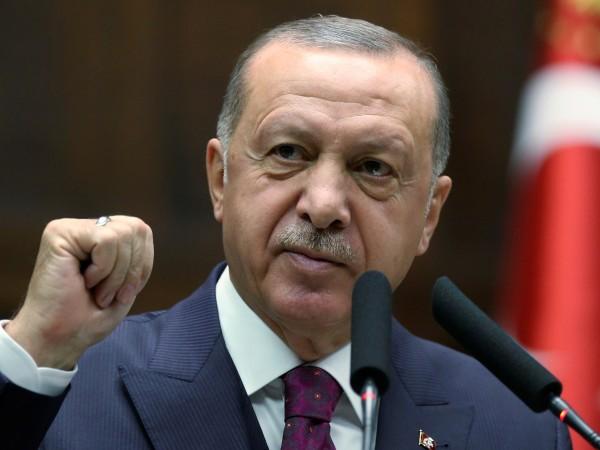 Турският президент Реджеп Ердоган отново заяви, че независимо от изтичането