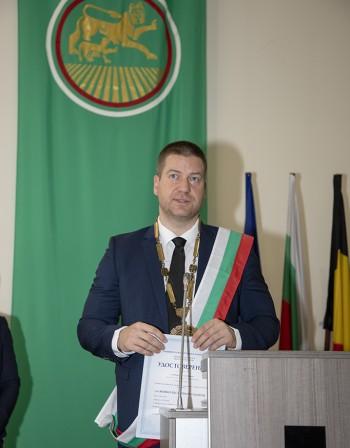 Кмет и общински съвет положиха клетва в Стара Загора