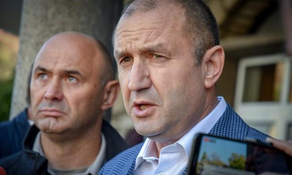 Радев върна на ВСС избора за назначаване на Иван Гешев