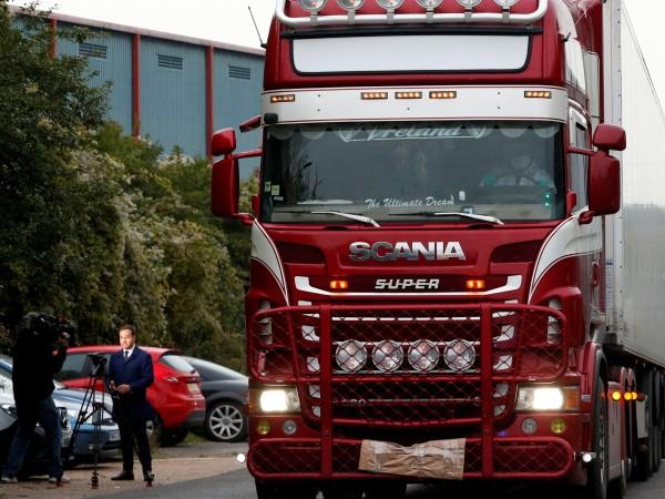 Ирландската полиция започна акция срещу превозвачески фирми, които оперират в