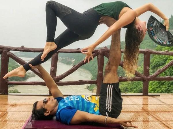 Йогата е едно от нещата, с които човек може да