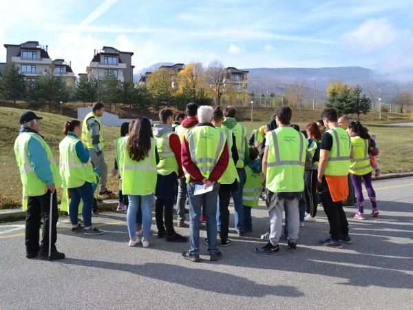Близо 150 посетители разгледаха пречиствателната станция за питейна вода на