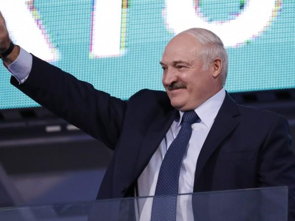Беларуският президент Александър Лукашенко, дълго време критикуван от Запада като