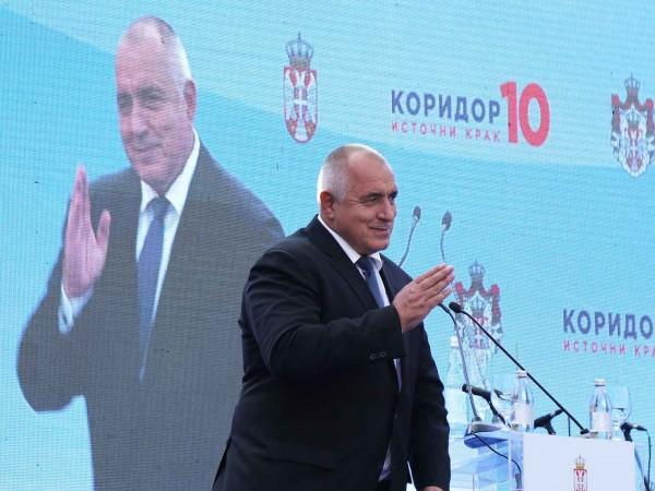 Премиерът Бойко Борисов заяви, че вижда възможност балканските държави да