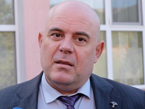 Зам.-главният прокурор Иван Гешев не се притеснява от предстоящата в
