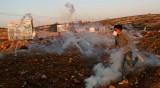 Израелските сили застреляха палестинец в бежански лагер
