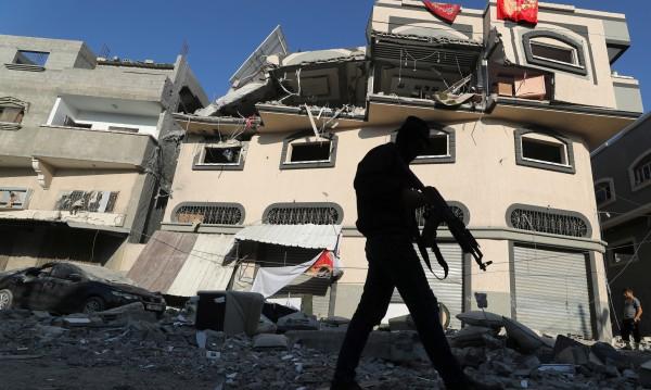 Петдесет ракети изстреляни от Газа по Израел