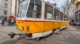Две версии за инцидента с трамвая: Проблем със стрелката или скорост?