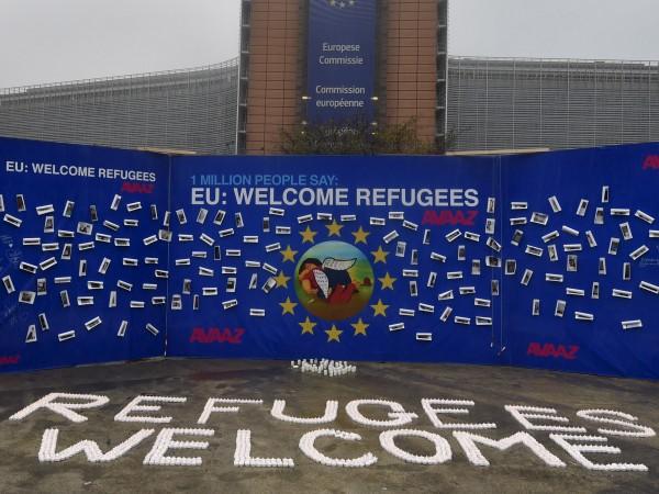 Броят на молбите за убежище, подадени през октомври в Белгия,