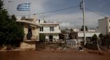 Проливни дъждове наводниха Западна Гърция