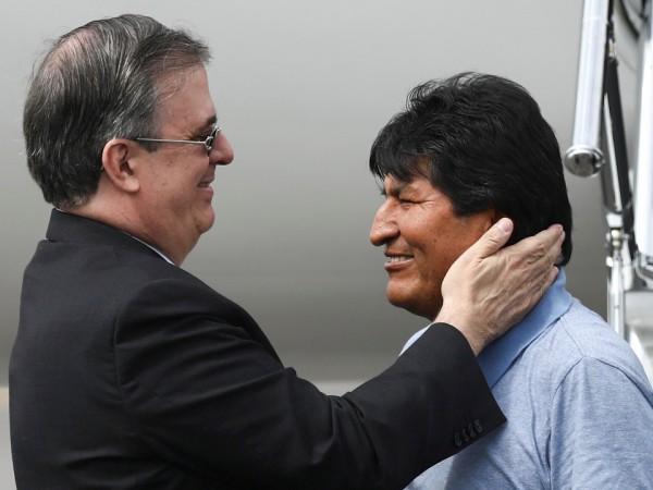 Подалият оставка президент на Боливия Ево Моралес заяви, че е