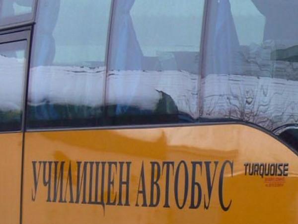 Шофьорът на училищен автобус, засечен да вози деца пиян, вече