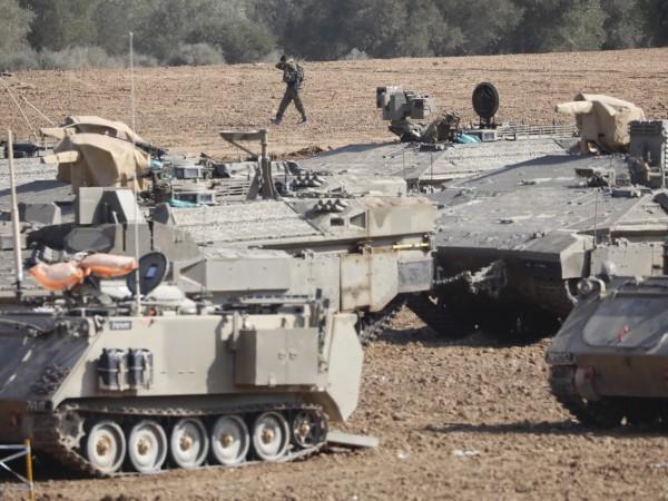 Екстремисти от Ивицата Газа отново изстреляха ракети към израелска територия