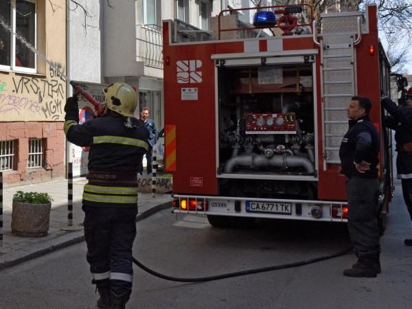 Криминалисти от РУ – Асеновград задържаха извършител на палеж, съобщават