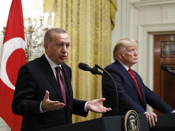 Реджеп Тайип Ердоган заяви, че Турция е зависима от руския