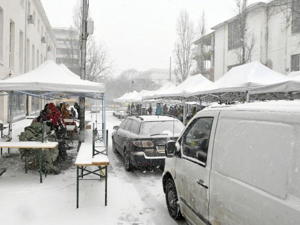 След 20 дни очакваме температурата в София да доближи нулата,