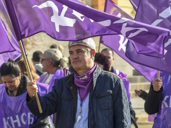 Синдикатите са в стачна готовност заради предложението на управляващите първият