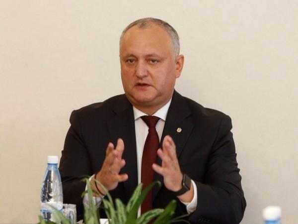 Новото правителство на Молдова изцяло ще се контролира от президента