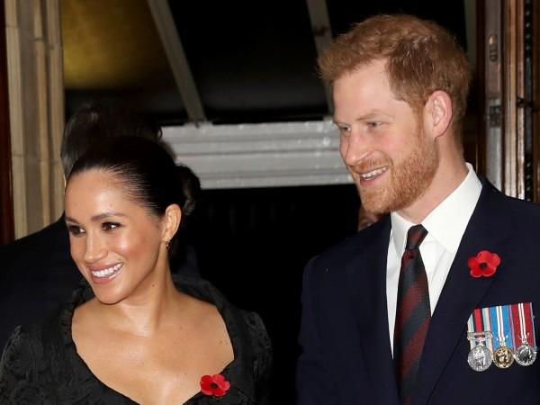 Принц Хари и съпругата му Меган няма да прекарат Коледа