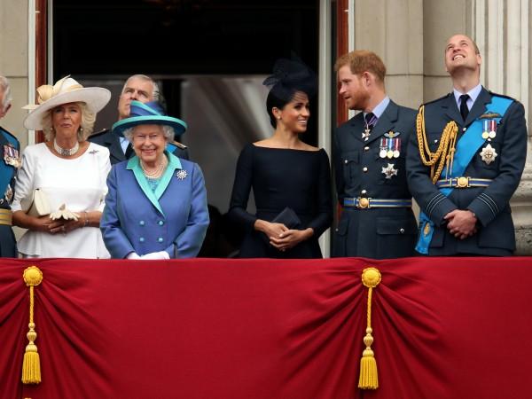 Принц Хари и Меган Маркъл споделиха нова снимка на сина