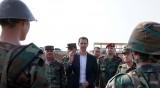 Асад обеща въоръжена съпротива, ще прогони САЩ от Сирия