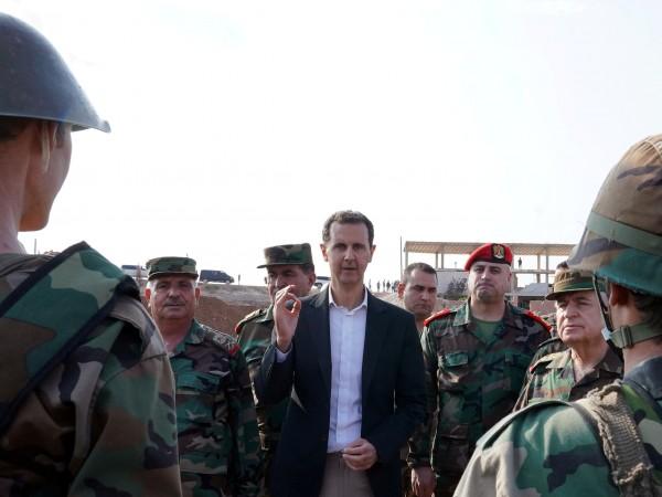 """Сирия ще организира """"въоръжена съпротива"""", която ще прогони американските сили"""