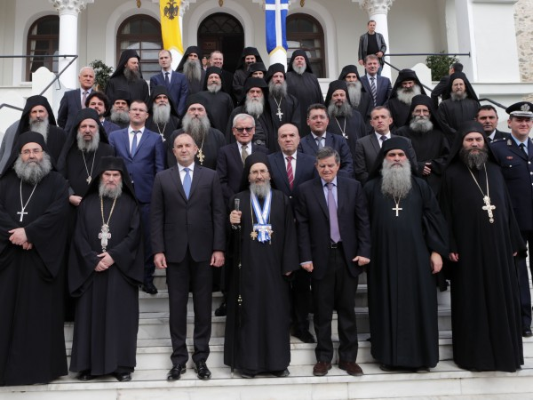 Света гора векове наред има своето благотворно влияние в православната