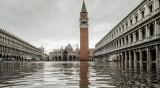 Венеция преживяла най-тежката седмица от 1872 г. насам