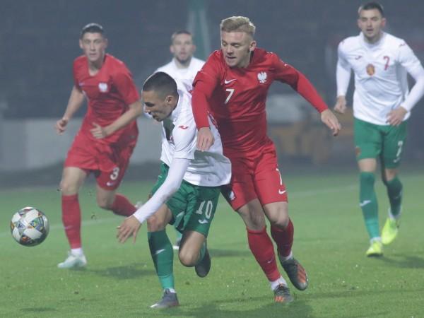 Младежкият национален отбор на България постигна фантастична победа с 3:0