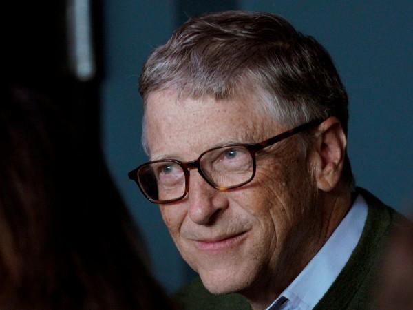 Съоснователят на Майкрософт Бил Гейтс за първи път от над