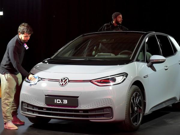 Volkswagen планира да увеличи разходите за електрически автомобили, технологии за
