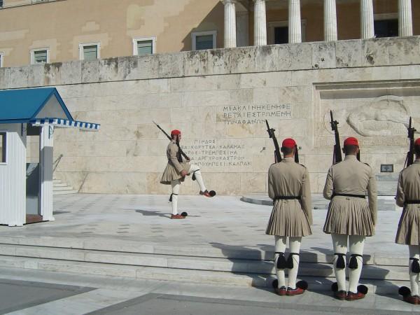 Извънредни мерки на полицията в Гърция заради организираните демонстрации и