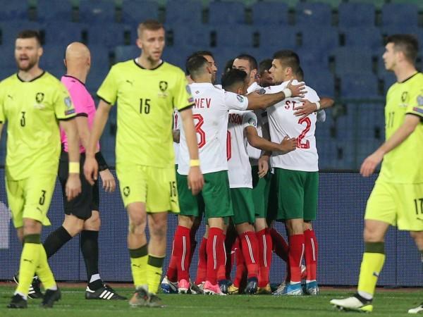 България постигна минимална победа над Чехия с 1:0 в среща