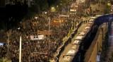 Десетки арестувани при безредици в Атина